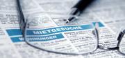 Verwaltung von Mietwohnungsobjekten